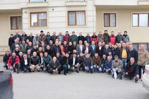 Çatak Köyü Derneğimiz Olağan Genel Kurulunu Yaptı